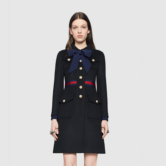 The Changing Of The Seasons - Wool coats