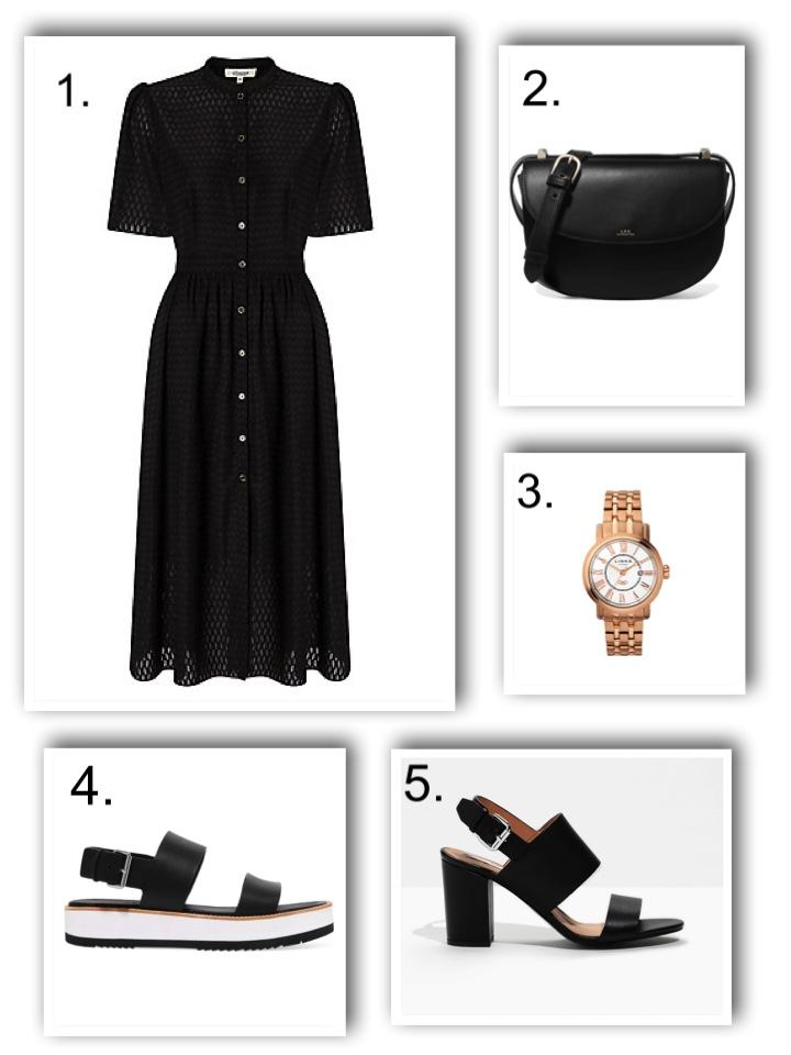 Smart clothes - the dress