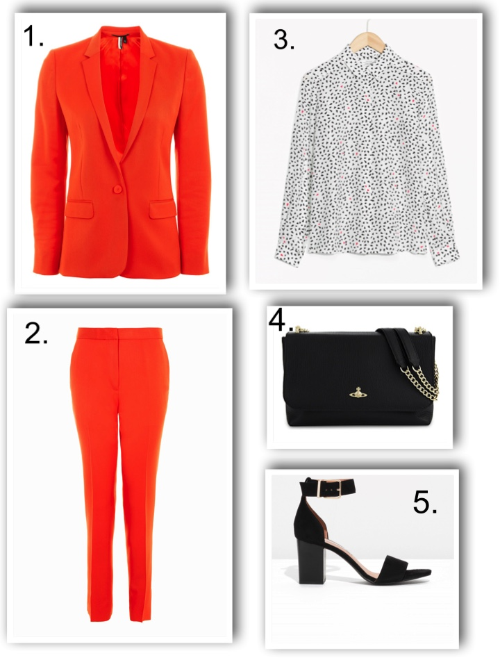 trouser suit for wedding guest