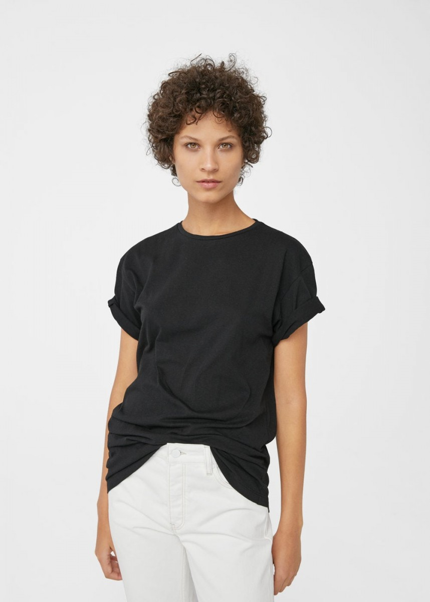 Mango black t shirt bought this week