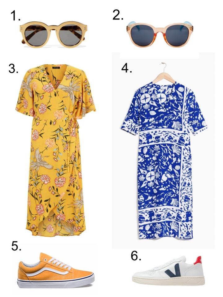 summer dress midi