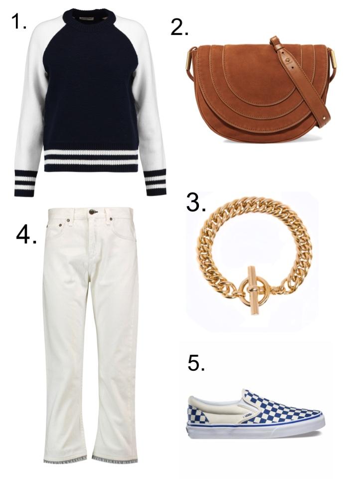 summer classics white jeans