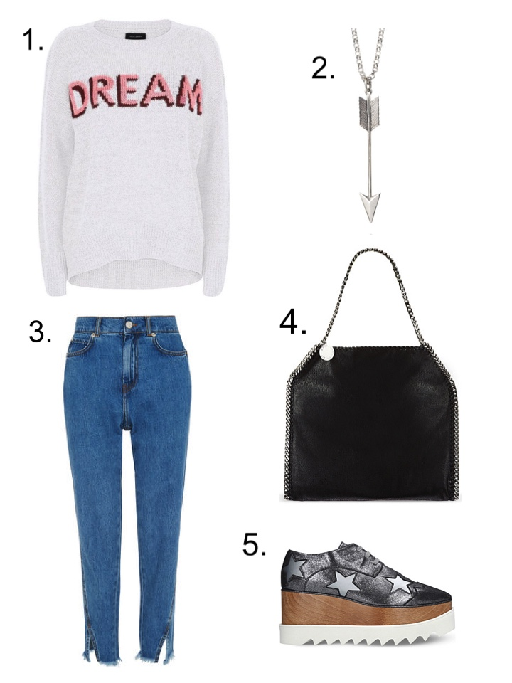 Dream Sweater Stella Bag Tilly Sveeas Neckalce