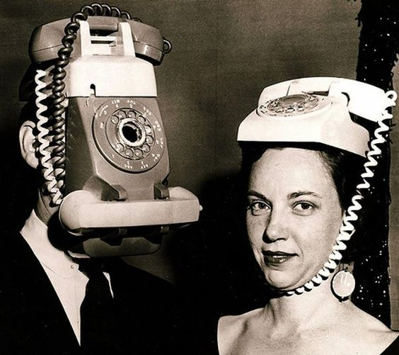 middle age phones