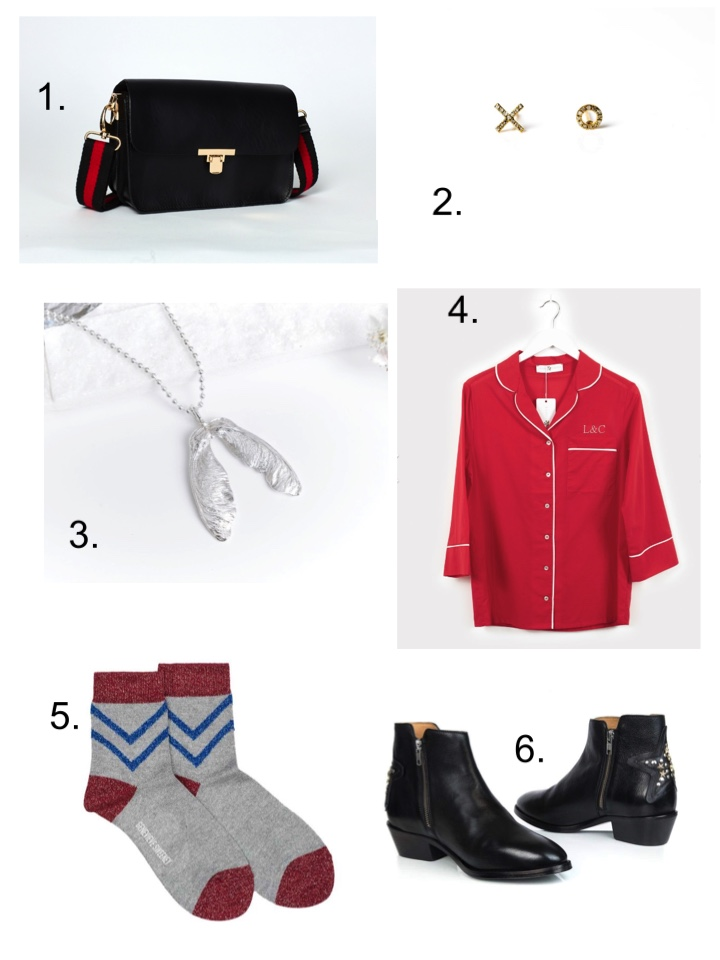 Gift guide Independant brands