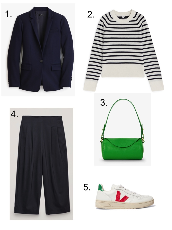 cropped trousers failsafe outfit