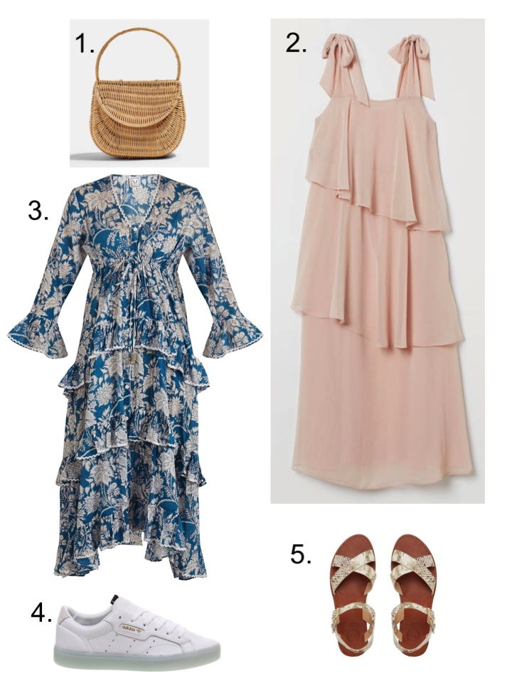 Neve and Noor Dress