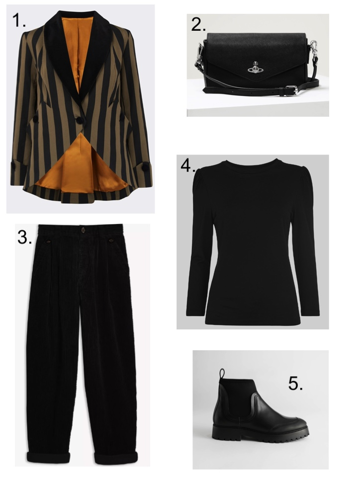 corduroy classics trousers