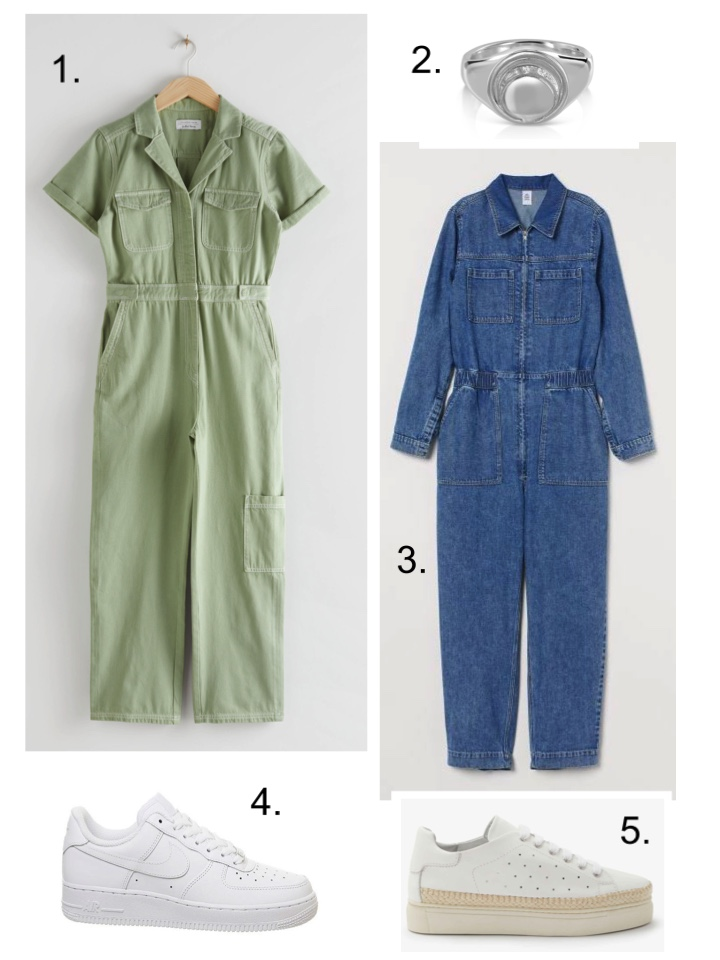 boiler suit weekend and other stories