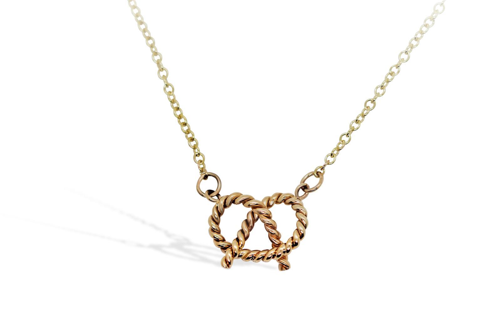 Verno Jewellery Rope necklace